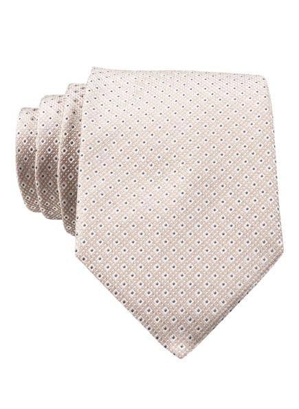 BOSS Krawatte, Farbe: CREME (Bild 1)