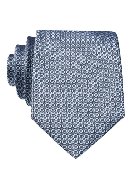 BOSS Krawatte, Farbe: HELLBLAU/ BLAU (Bild 1)