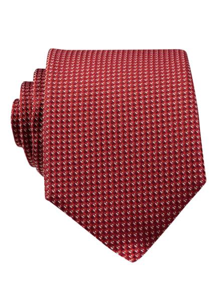 BOSS Krawatte, Farbe: ROT/ DUNKELROT/ WEISS (Bild 1)