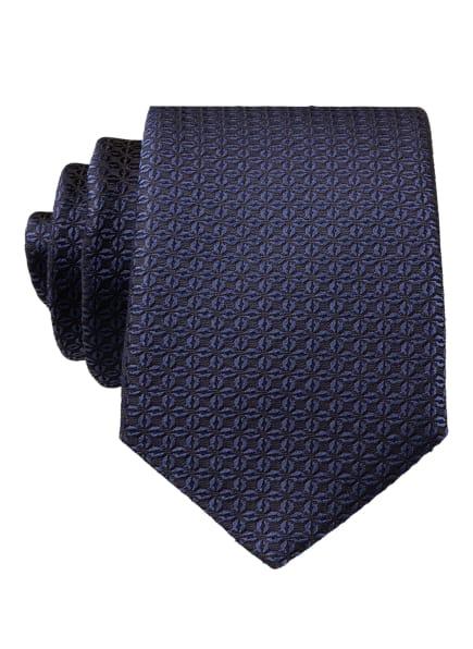 BOSS Krawatte, Farbe: DUNKELBLAU/ SCHWARZ (Bild 1)