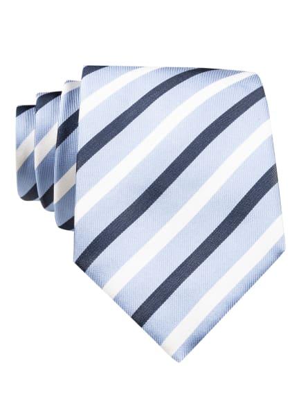 BOSS Krawatte, Farbe: HELLBLAU/ DUNKELBLAU/ WEISS (Bild 1)
