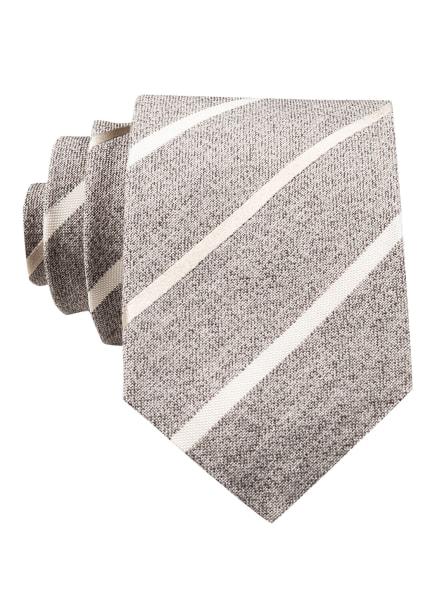 BOSS Krawatte, Farbe: HELLGRAU/ WEISS (Bild 1)