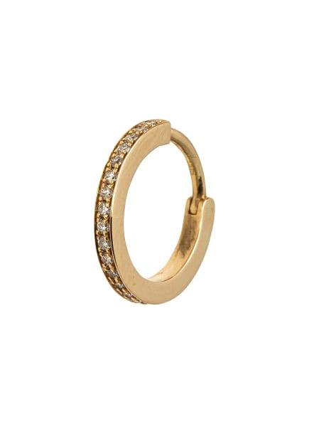 SOPHIE BILLE BRAHE Ohrring DAISY mit Diamanten, Farbe: GOLD (Bild 1)