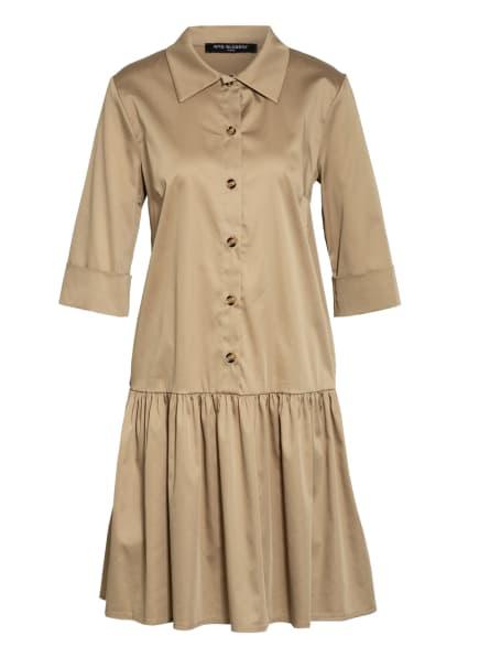 ana alcazar Kleid mit 3/4-Arm, Farbe: BEIGE (Bild 1)