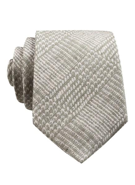 strellson Krawatte , Farbe: HELLGRÜN/ CREME (Bild 1)