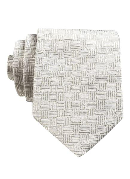 strellson Krawatte , Farbe: HELLGRÜN/ HELLGRAU (Bild 1)