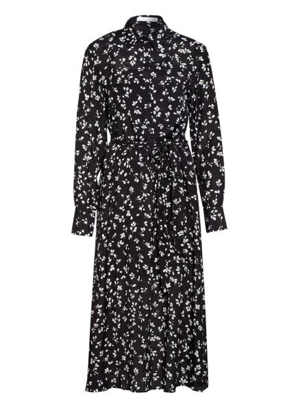 BOSS Kleid DEVITTA, Farbe: WEISS/ SCHWARZ (Bild 1)