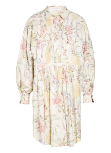 SEE BY CHLOÉ Kleid , Farbe: HELLGELB/ ROT/ BLAU (Bild 1)