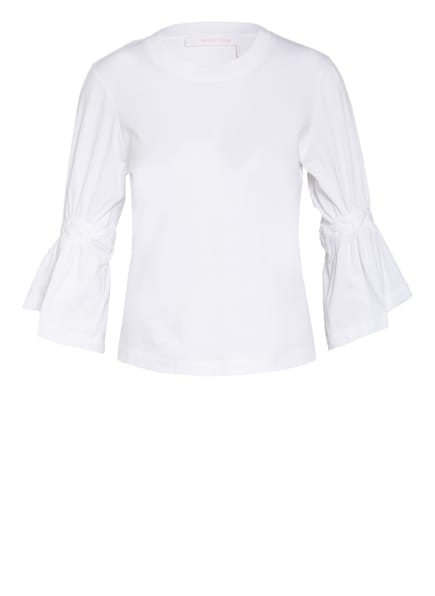 SEE BY CHLOÉ Shirt mit 3/4-Arm, Farbe: WEISS (Bild 1)