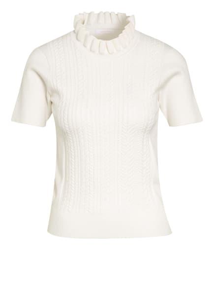 SEE BY CHLOÉ Strickshirt, Farbe: 114 PRISTINE WHITE (Bild 1)