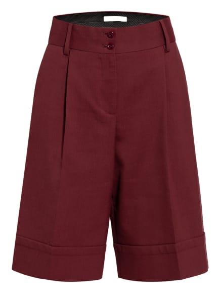 SEE BY CHLOÉ Shorts, Farbe: DUNKELROT (Bild 1)