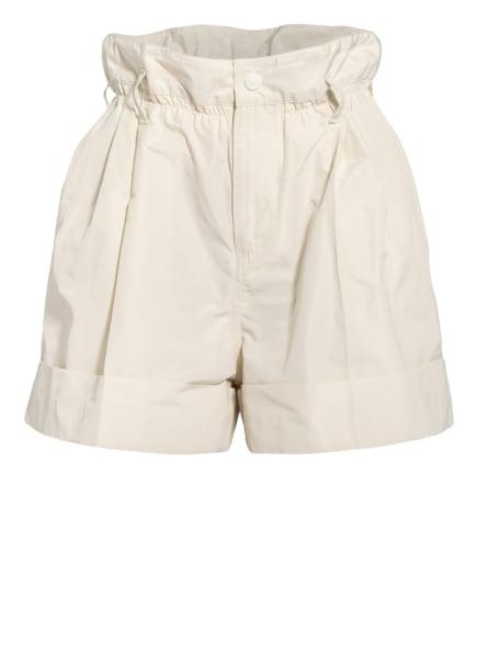 MONCLER Paperbag-Shorts, Farbe: CREME (Bild 1)
