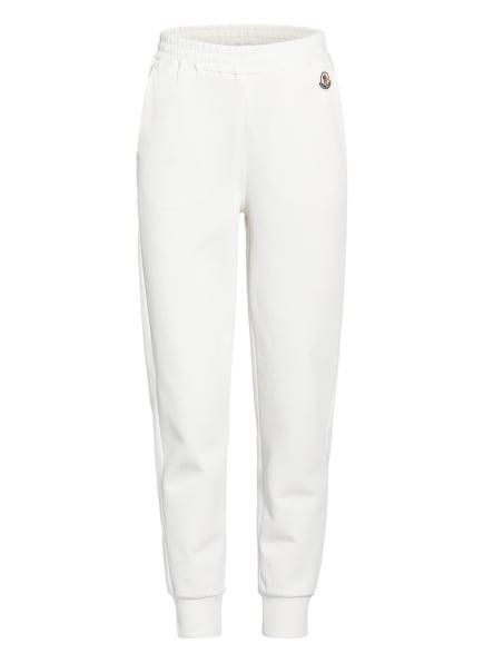MONCLER Sweatpants, Farbe: 032 WHITE (Bild 1)