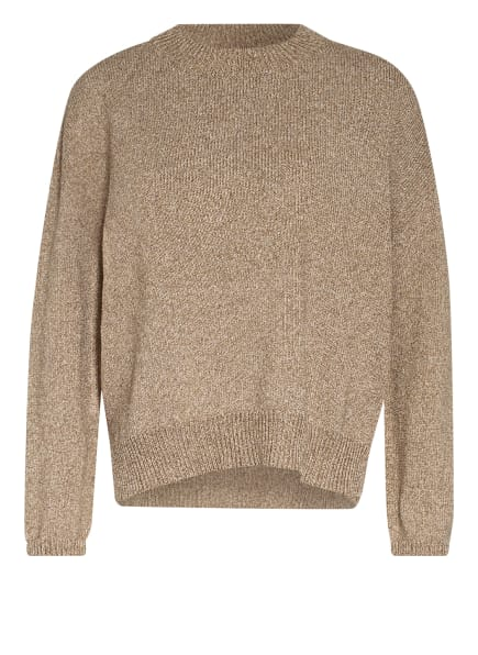 HUGO Pullover, Farbe: CREME/ BEIGE/ GOLD (Bild 1)
