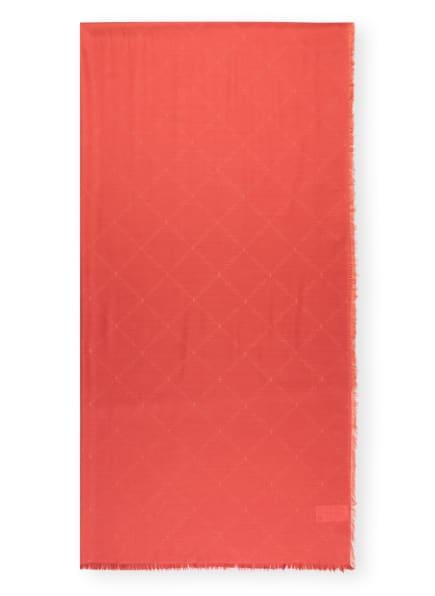 HUGO Schal, Farbe: ROT (Bild 1)