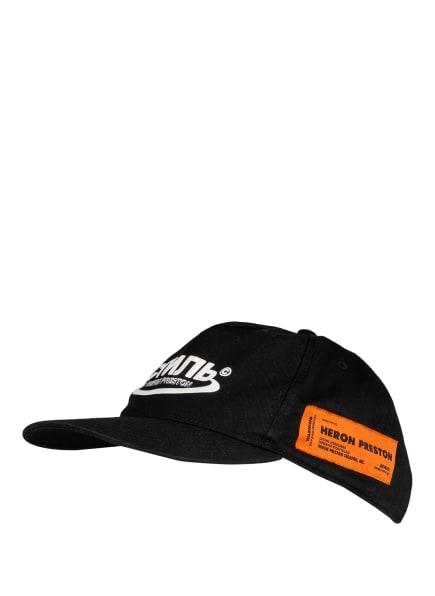 HERON PRESTON Cap, Farbe: SCHWARZ (Bild 1)