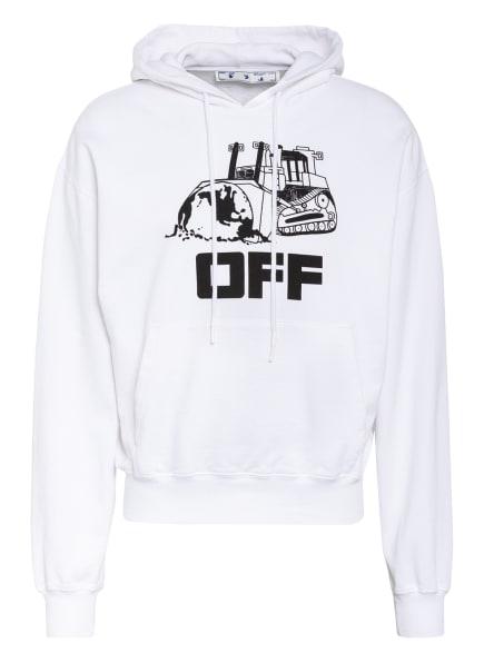 Off-White Hoodie , Farbe: WEISS (Bild 1)