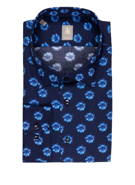 Jacques Britt Hemd COMO Custom Fit, Farbe: BLAU/ HELLBLAU (Bild 1)