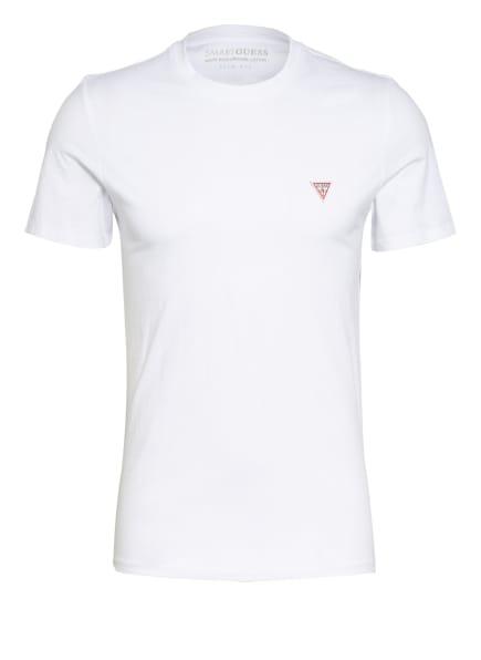 GUESS T-Shirt, Farbe: WEISS (Bild 1)