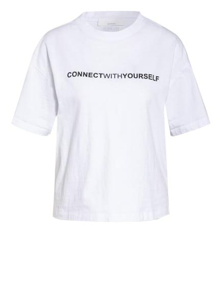 BOSS T-Shirt EVINA, Farbe: WEISS (Bild 1)