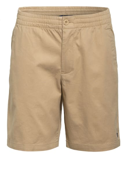 POLO RALPH LAUREN Chino-Shorts , Farbe: BEIGE (Bild 1)
