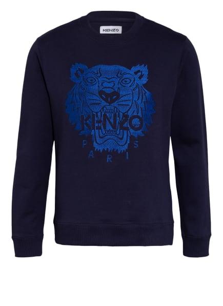 KENZO Sweatshirt TIGER, Farbe: DUNKELBLAU (Bild 1)