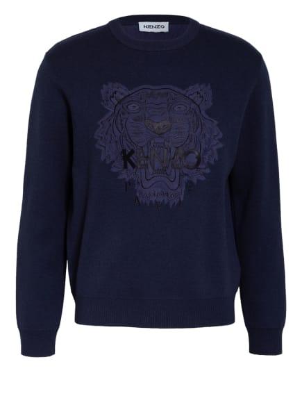 KENZO Pullover , Farbe: DUNKELBLAU (Bild 1)