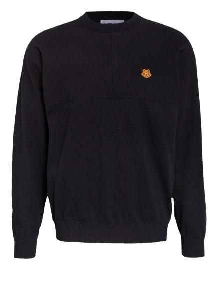 KENZO Pullover TIGER, Farbe: SCHWARZ (Bild 1)