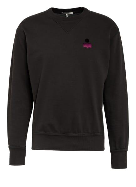 ISABEL MARANT Sweatshirt MIKE, Farbe: SCHWARZ (Bild 1)