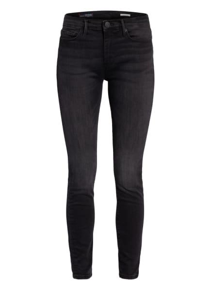 TRUE RELIGION Skinny Jeans HALLE, Farbe: 1001 black washed (Bild 1)