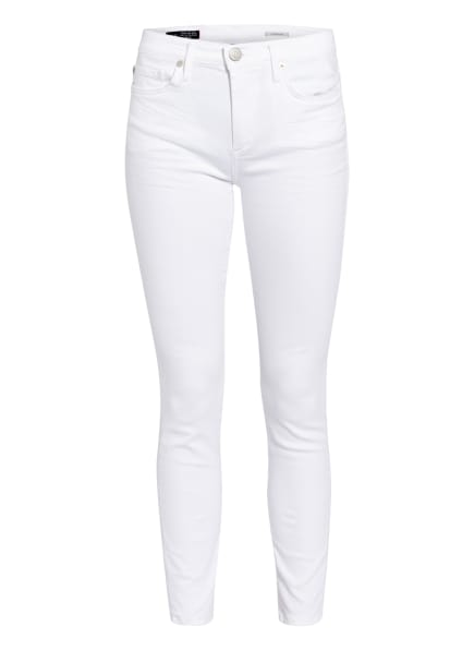 TRUE RELIGION Skinny Jeans HALLE, Farbe: 1800 WHITE (Bild 1)