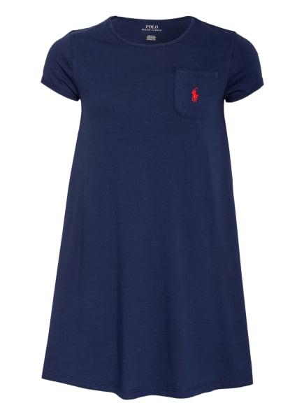 POLO RALPH LAUREN Jerseykleid , Farbe: DUNKELBLAU (Bild 1)