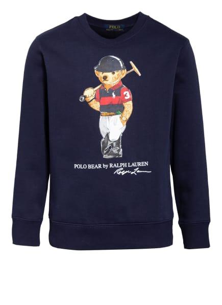 POLO RALPH LAUREN Sweatshirt, Farbe: DUNKELBLAU (Bild 1)