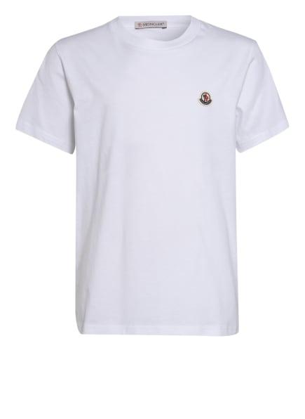 MONCLER enfant T-Shirt, Farbe: WEISS (Bild 1)
