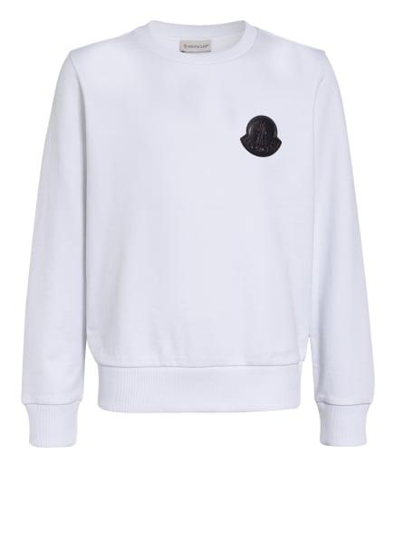MONCLER enfant Sweatshirt, Farbe: WEISS (Bild 1)