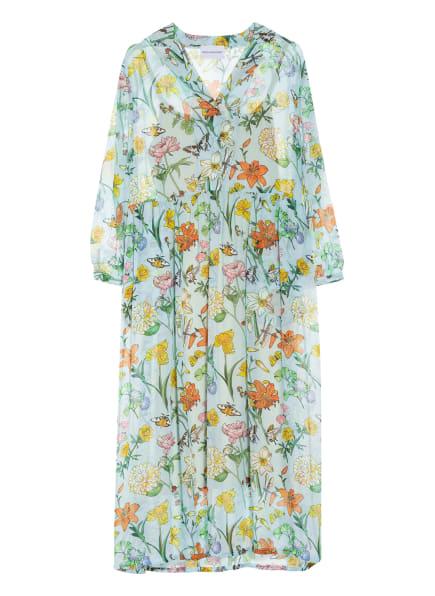 herzensangelegenheit Kleid, Farbe: MINT/ GRÜN/ ORANGE (Bild 1)