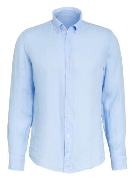 HACKETT LONDON Leinenhemd BROMPTON Slim Fit , Farbe: HELLBLAU (Bild 1)
