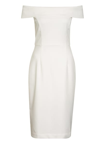 IVY & OAK Off-Shoulder-Kleid MAREN, Farbe: WEISS (Bild 1)
