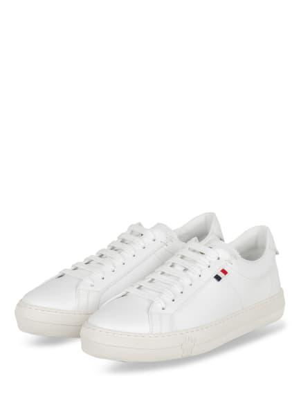 MONCLER Sneaker ALODIE, Farbe: WEISS (Bild 1)