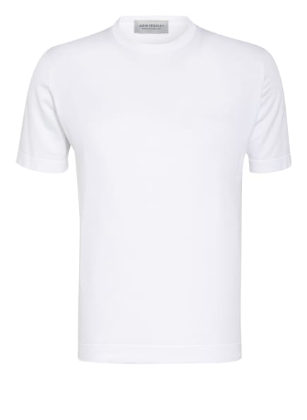 JOHN SMEDLEY T-Shirt , Farbe: WEISS (Bild 1)