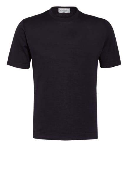 JOHN SMEDLEY T-Shirt , Farbe: DUNKELBLAU (Bild 1)