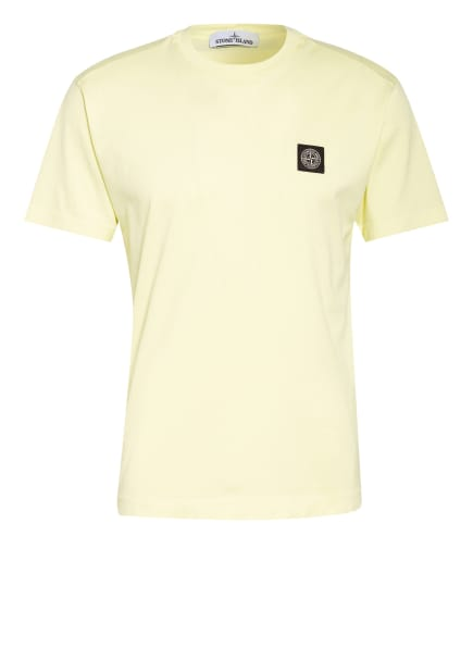 STONE ISLAND T-Shirt, Farbe: GELB (Bild 1)