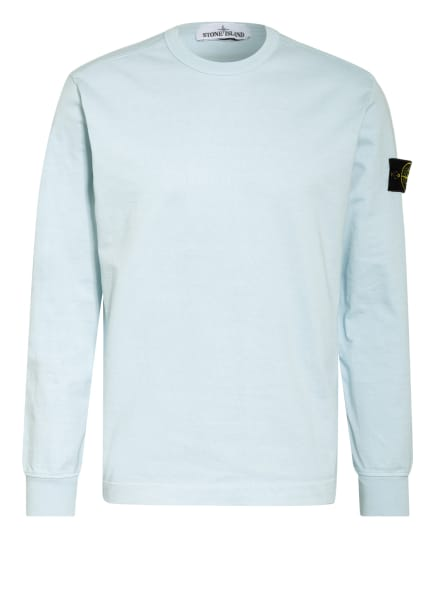 STONE ISLAND Sweatshirt , Farbe: HELLBLAU (Bild 1)