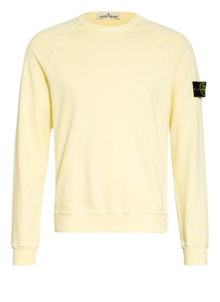 STONE ISLAND Sweatshirt , Farbe: HELLGELB (Bild 1)