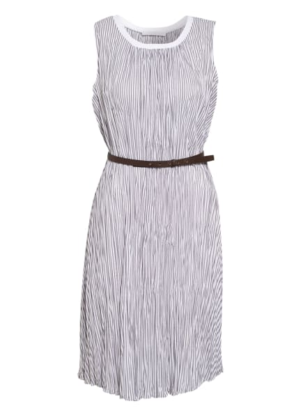 FABIANA FILIPPI Kleid, Farbe: WEISS/ GRAU (Bild 1)