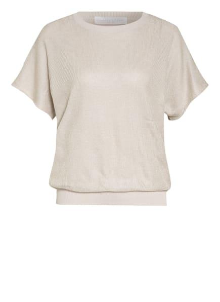 FABIANA FILIPPI Strickshirt, Farbe: CREME (Bild 1)