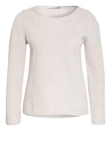 oui Pullover, Farbe: CREME (Bild 1)
