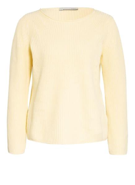 oui Pullover, Farbe: HELLGELB (Bild 1)