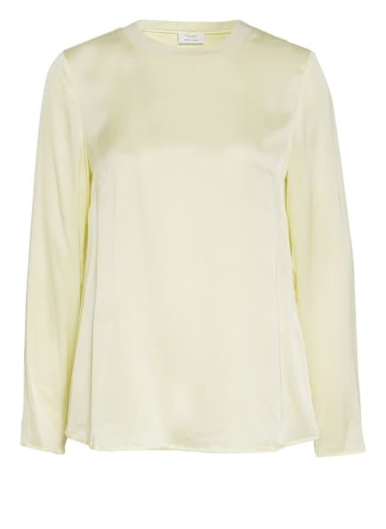Marc O'Polo Pure Blusenshirt, Farbe: HELLGELB (Bild 1)