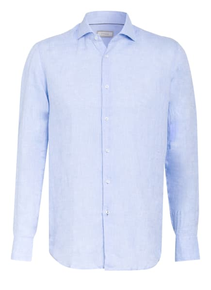 CHAS Leinenhemd Modern Fit , Farbe: HELLBLAU (Bild 1)